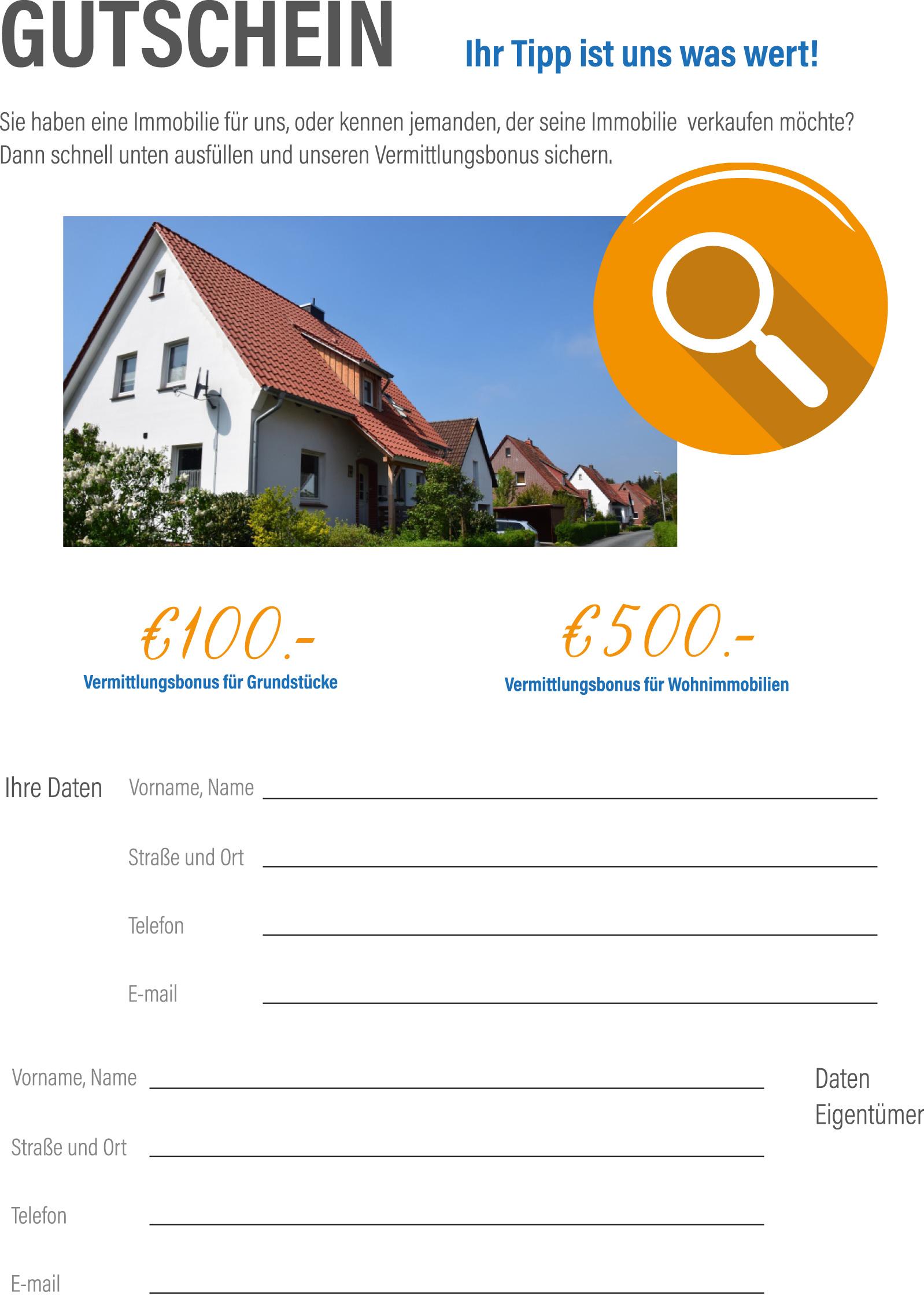 GUTSCHEIN Immobilien-Tipp